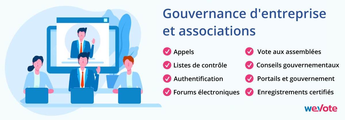 Gouvernance entreprise et associations