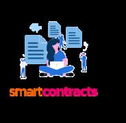 Inteligentne kontrakty<br>Zautomatyzowane procesy<br>Ważność prawna
