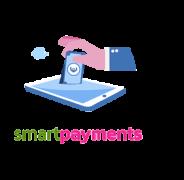 Inteligentne płatności<br>Inteligentne opłaty<br>POS / eBills / eSEPA